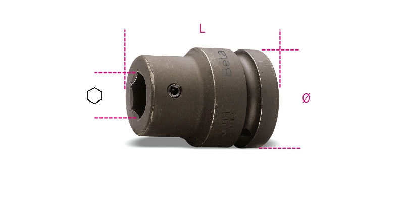 Impact bit holder for item 727/ES16 and 727/ES16TX category image