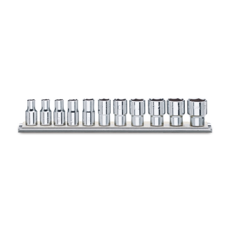 Set of 11 bi-hex hand sockets (item 920AS) on support category image