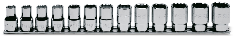 Set of 13 bi-hex hand sockets (item 920B) on support category image