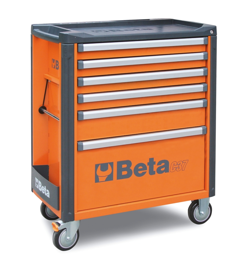 Mobile roller cab with 6 drawers category image